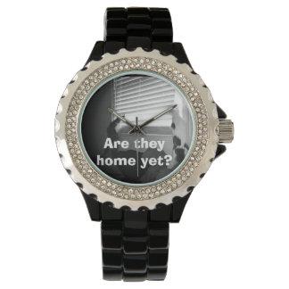 Customizable Rhinestone Watch Template