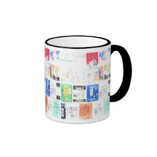 Customizable Road Trip Ringer Mug