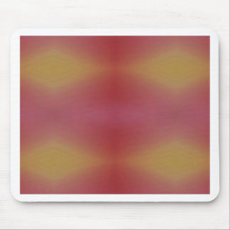 Customizable Rose Yellow Soft Subtle Background Mouse Pad