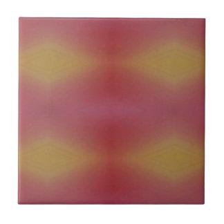 Customizable Rose Yellow Soft Subtle Background Tile