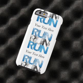 Customizable RUN x 3 Runners Tough iPhone 6 Case
