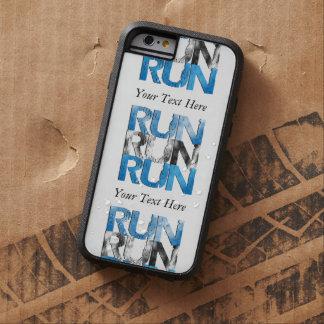 Customizable RUN x 3 Runners Tough Xtreme iPhone 6 Case