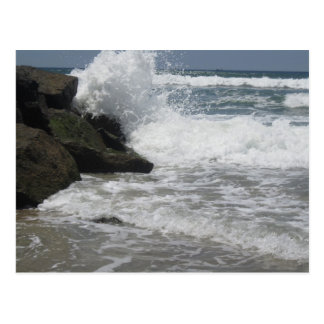 Customizable San Diego, Ocean Beach, CA Gifts Postcard