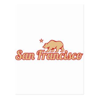 Customizable San Francisco Postcard