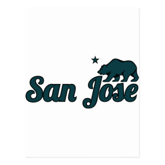 Customizable San Jose Postcard