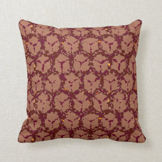 Customizable (see notes) Abstract Pattern Pillow 1