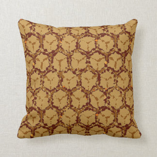 Customizable (see notes) Abstract Pattern Pillow 3