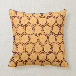 Customizable (see notes) Abstract Pattern Pillow 4