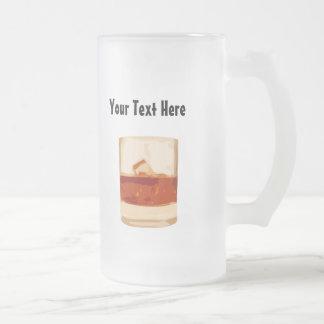 Customizable Shot Tumbler Glass Glass Mug