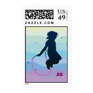 Customizable: Skippy Stamp