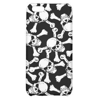 Customizable Skulls Crossbones iPhone Case Cover For iPhone 5C
