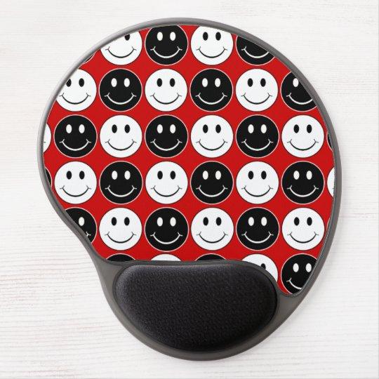 Customizable Smileys Gel Mouse Pad