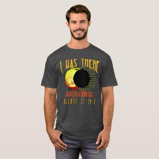 CUSTOMIZABLE SOLAR ECLIPSE 2017 T-Shirt