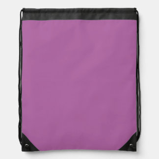 Customizable Solid Radiant Orchid Backpack
