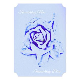 Customizable Something New Something Blue Vintage Card