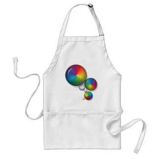 Customizable Spectrum Collection #2 Adult Apron
