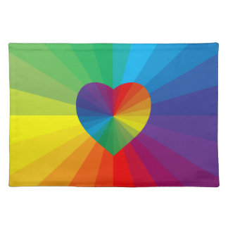 Customizable Spectrum Collection #2 Cloth Placemat