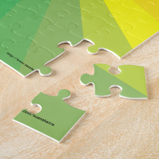 Customizable Spectrum Collection #2 Jigsaw Puzzle