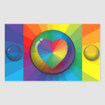 Customizable Spectrum Collection #2 Rectangle Stickers