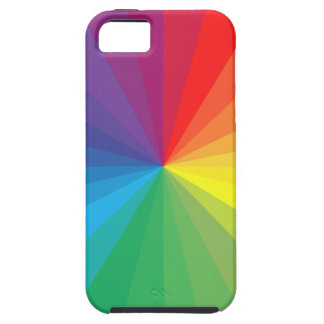 Customizable Spectrum Collection iPhone 5 Cover