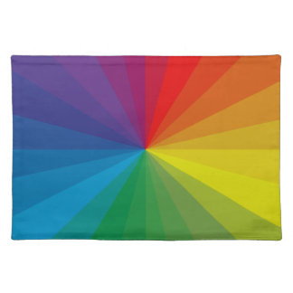 Customizable Spectrum Collection Placemat