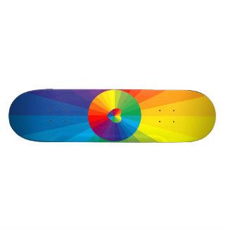 Customizable Spectrum Collection Skateboard Deck