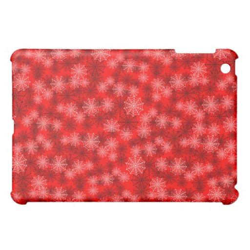 Customizable Spider Webs iPad Mini Case