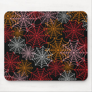 Customizable Spider Webs Mouse Pad