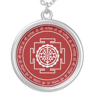 Customizable Spiritual Sri Yantra Custom Jewelry