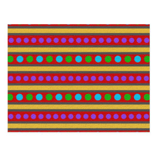 Customizable Springy Abstract Dotty Cards