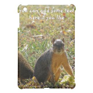 Customizable Squirrel iPad Case