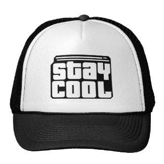 Customizable Stay Cool Trucker Hat