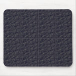 Customizable Steel Blue Crinkle Look Mouse Pads