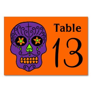 Customizable Sugar Skull Card
