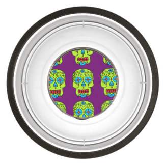 Customizable Sugar Skulls Bowl