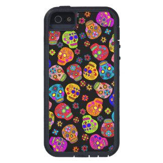 Customizable Sugar Skulls iPhone 5 Cases