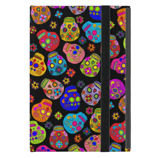 Customizable Sugar Skulls Covers For iPad Mini