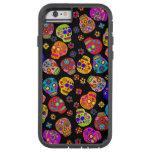 Customizable Sugar Skulls iPhone 6 Case