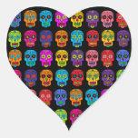 Customizable Sugar Skulls Stickers