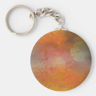 Customizable Suns Fantasy Worlds Keychain
