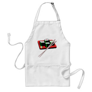 Customizable Sushi Chef Apron 1 - Add your Text