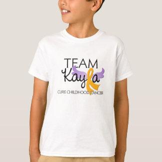 Customizable Team Kayla T Shirt