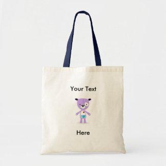Customizable Teddy Bear Bag