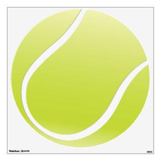 Customizable Tennis Ball Round Wall Decal