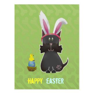 Customizable: Terry B's Easter Postcard