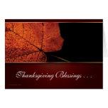 Customizable Thanksgiving Card