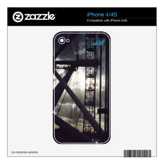 Customizable: The London Eye Decal For The iPhone 4S