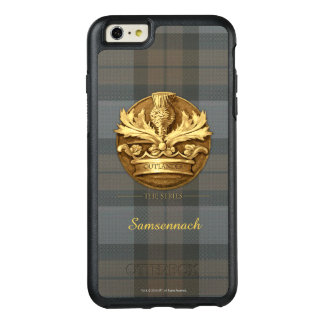 Customizable Thistle of Scotland Emblem OtterBox iPhone 6/6s Plus Case