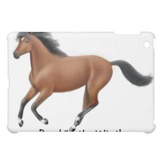 Customizable Thoroughbred Horse iPad Mini Cases