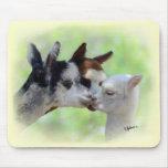 Customizable Three Alpacas Mousepad